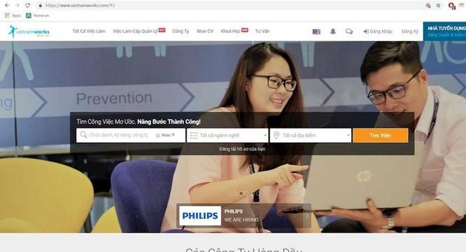 Ứng dụng công nghệ máy học giúp VietnamWorks tăng hơn 35% lượng hồ sơ ứng tuyển ảnh 1