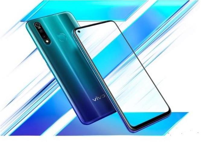 Vivo Z5x: smartphone màn hình đục lỗ đầu tiên của Vivo có gì hay? ảnh 1