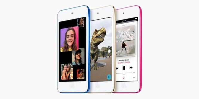 iPod Touch 2019 ra mắt - dáng cũ, 256 GB bộ nhớ, chip A10 Fusion ảnh 1