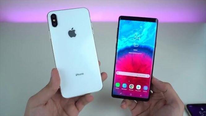 iPhone XS Max, Galaxy S9 nằm trong Top 5 smartphone đang giảm giá mạnh tại thị trường Việt Nam ảnh 1