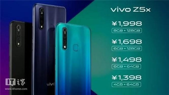 Vivo Z5x: smartphone màn hình đục lỗ đầu tiên của Vivo có gì hay? ảnh 4