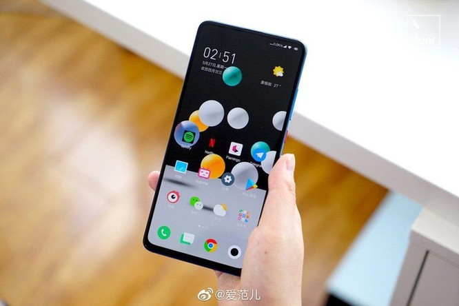 Ảnh thực tế smartphone mạnh nhất của Redmi, giá từ 360 USD ảnh 1