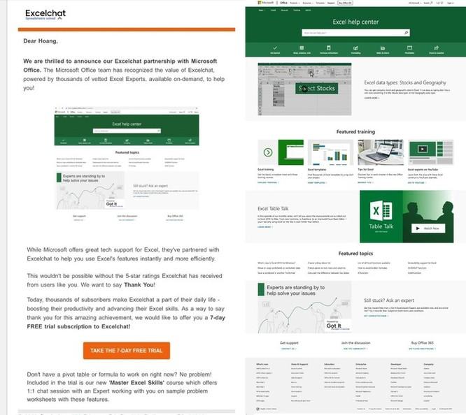 Công cụ của người Việt đạt thỏa thuận tích hợp trên Microsoft Office ảnh 1