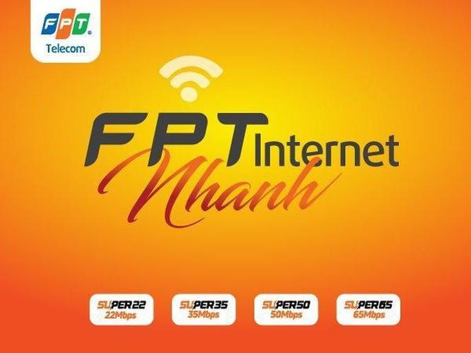 Bảng giá cước Internet FPT 2019 từ 1/6/2019 ảnh 1
