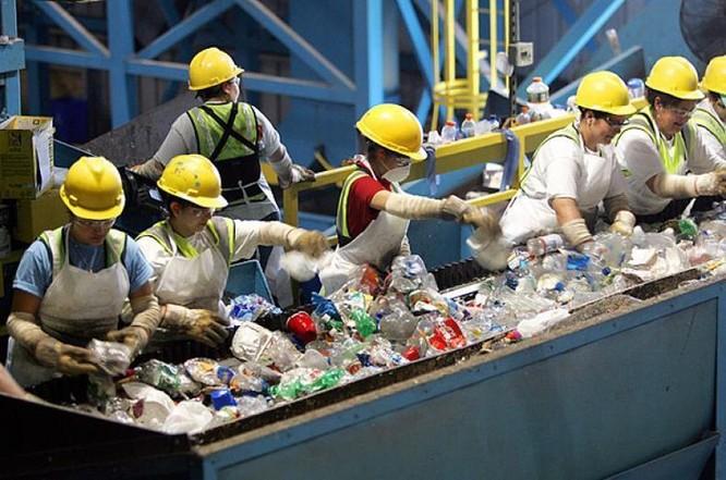 10 lý do chúng ta nên tái chế, giảm thiểu nhựa thải ra môi trường ảnh 5