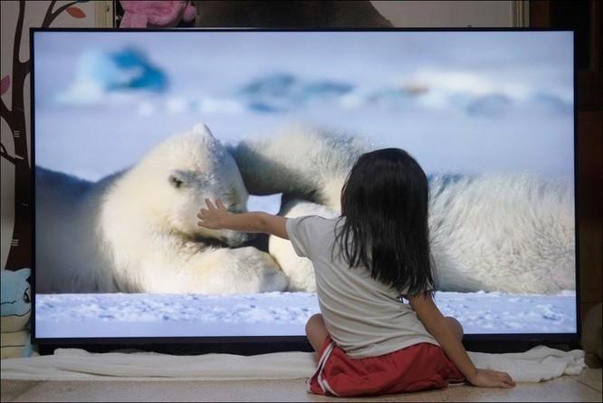 TV Samsung QLED 8K 2019: Thiết kế tối giản, hình ảnh được nâng cấp tối đa ảnh 2
