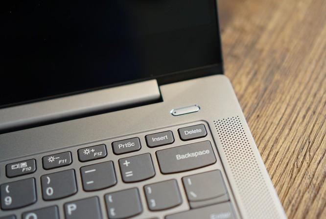 Lenovo đưa laptop siêu mỏng, có nắp che webcam về VN giá 15 triệu ảnh 5