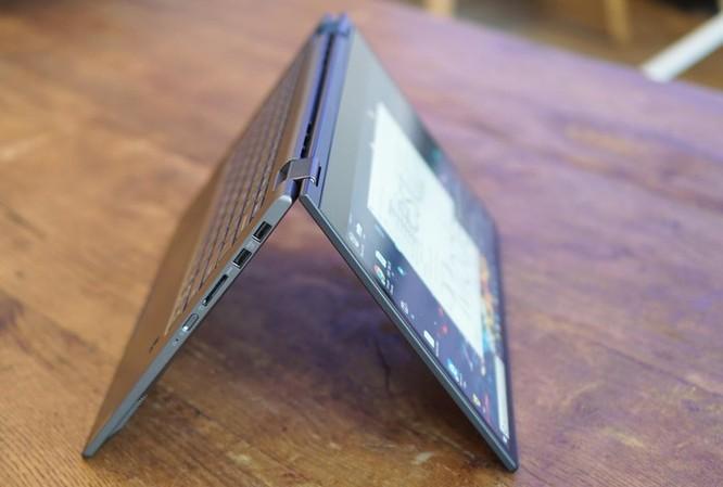 Lenovo đưa laptop siêu mỏng, có nắp che webcam về VN giá 15 triệu ảnh 10