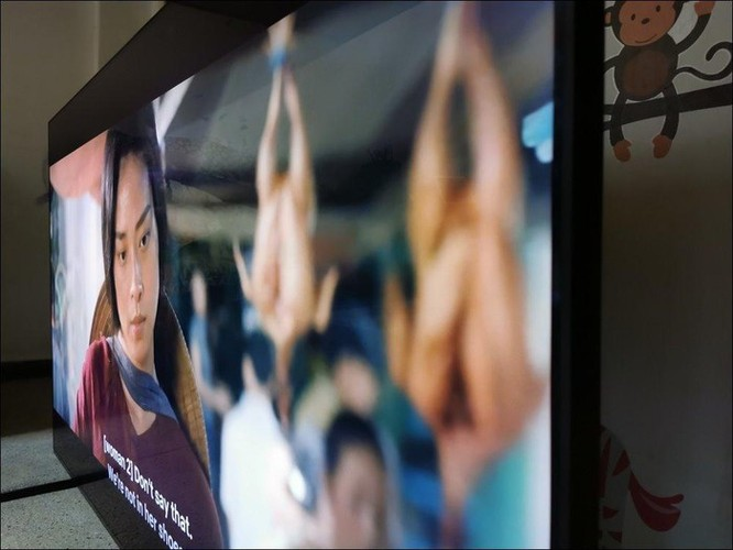 TV Samsung QLED 8K 2019: Thiết kế tối giản, hình ảnh được nâng cấp tối đa ảnh 7