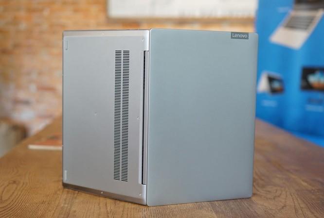 Lenovo đưa laptop siêu mỏng, có nắp che webcam về VN giá 15 triệu ảnh 4