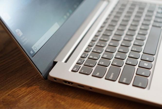 Lenovo đưa laptop siêu mỏng, có nắp che webcam về VN giá 15 triệu ảnh 7
