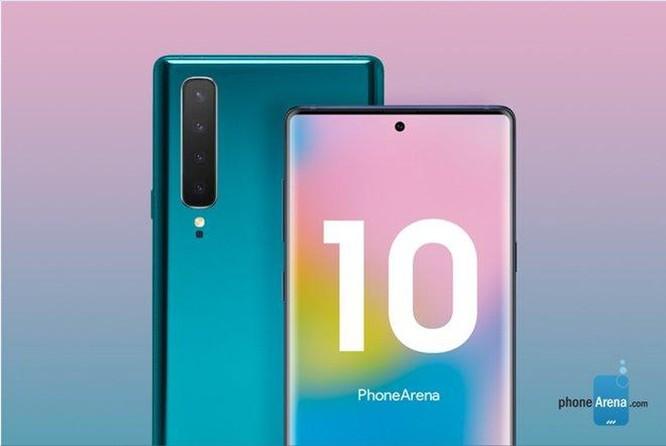 Tin đồn gợi ý Samsung sẽ làm điều không tưởng với Note 10 ảnh 1