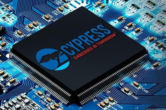 Nhà sản xuất chip Infineon của Đức mua lại Cypress với giá 9 tỷ euro ảnh 2