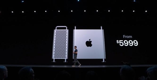Apple tung mẫu Mac Pro mạnh nhất - dáng giống vali, giá từ 6.000 USD ảnh 2