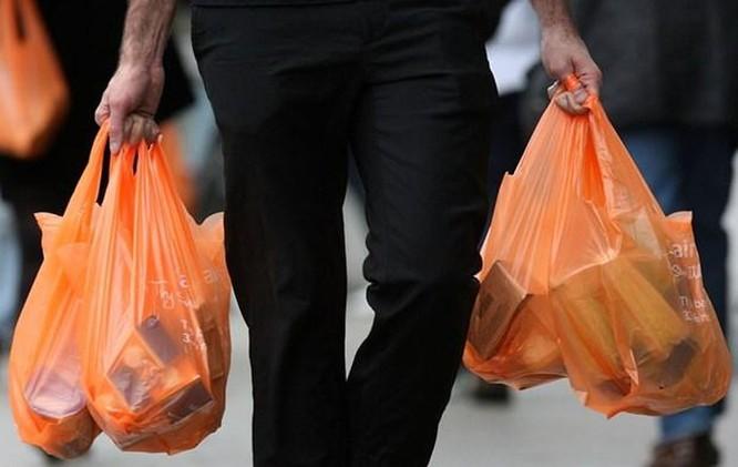 Nhật Bản có thể cấm các cửa hàng cung cấp túi nylon miễn phí ảnh 1