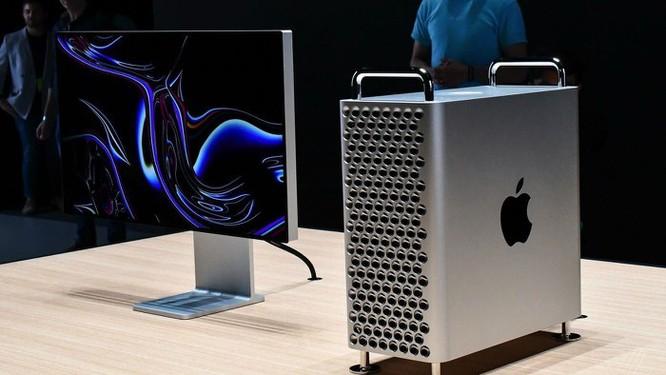 Apple tung mẫu Mac Pro mạnh nhất - dáng giống vali, giá từ 6.000 USD ảnh 1
