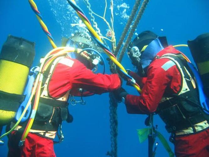 Bắt đầu khắc phục sự cố trên tuyến cáp quang biển quốc tế APG từ hôm nay ảnh 1