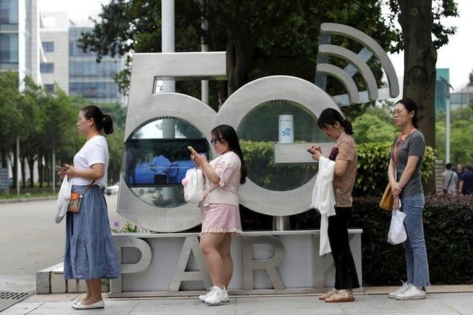 Trung Quốc cấp phép 5G thương mại cho bốn gã khổng lồ công nghệ ảnh 1