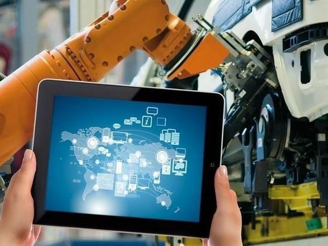 Công nghệ thông tin trong cuộc cách mạng công nghiệp lần thứ tư ảnh 1