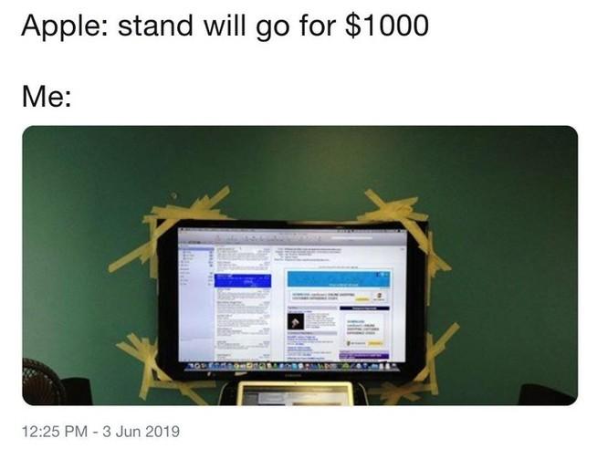 'Cứ bán đế màn hình giá 1.000 USD, Apple sẽ sớm bị fan quay lưng' ảnh 2