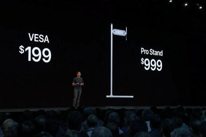 'Cứ bán đế màn hình giá 1.000 USD, Apple sẽ sớm bị fan quay lưng' ảnh 1