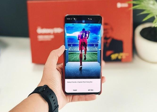 Chi tiết Galaxy S10+ phiên bản Park Hang-seo cho fan bóng đá Việt Nam ảnh 4