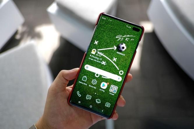 Chi tiết Galaxy S10+ phiên bản Park Hang-seo cho fan bóng đá Việt Nam ảnh 6