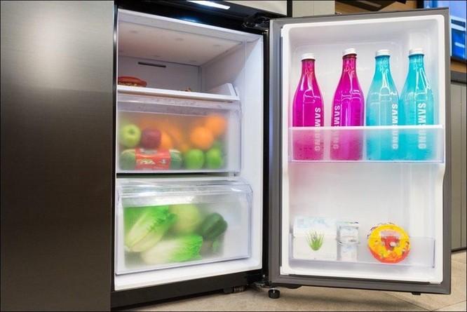 Tủ lạnh Samsung Side by Side RS5000: Thiết kế tối giản, không gian lưu trữ rộng ảnh 4