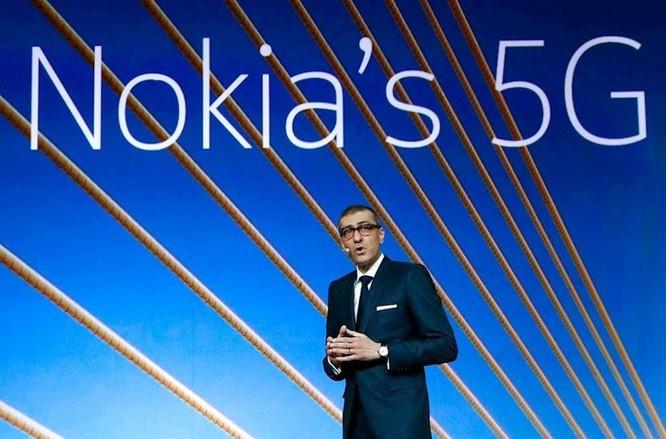 Nokia sẵn sàng đoạt ngôi vương 5G của Huawei ảnh 1