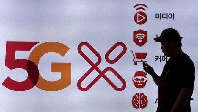 Hàn Quốc sắp cán mốc 1 triệu thuê bao sử dụng dịch vụ mạng 5G ảnh 1