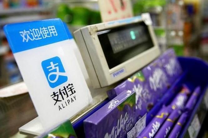 Alipay đẩy mạnh thanh toán di động bằng mã QR ở châu Âu ảnh 1