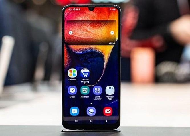 Top 6 smartphone nổi bật của Samsung hiện giờ ảnh 4