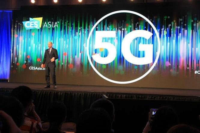 5G, AI và nhiều công nghệ mới đang hội tụ tại CES Asia 2019 ảnh 2
