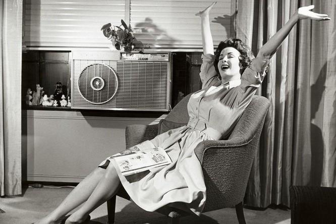 Từ xa xưa, con người chống cái nóng bằng cách nào? ảnh 10
