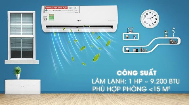 Nắng nóng đỉnh điểm, đây là những máy lạnh bán chạy nhất tại Việt Nam ảnh 2