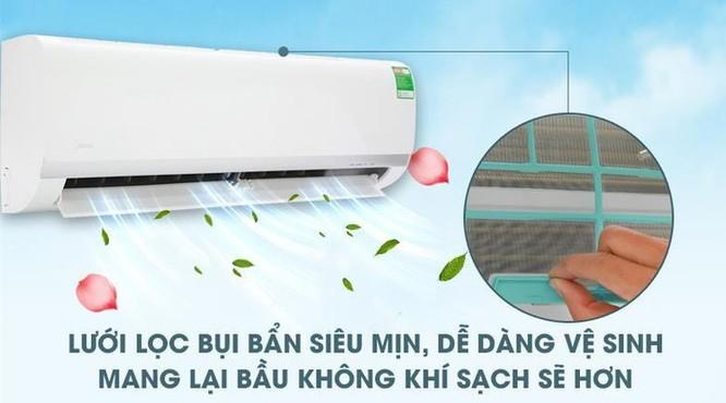 Nắng nóng đỉnh điểm, đây là những máy lạnh bán chạy nhất tại Việt Nam ảnh 4