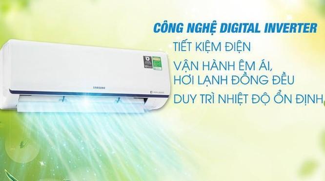 Nắng nóng đỉnh điểm, đây là những máy lạnh bán chạy nhất tại Việt Nam ảnh 5