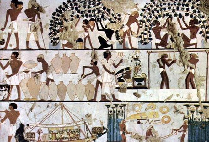 Từ xa xưa, con người chống cái nóng bằng cách nào? ảnh 1