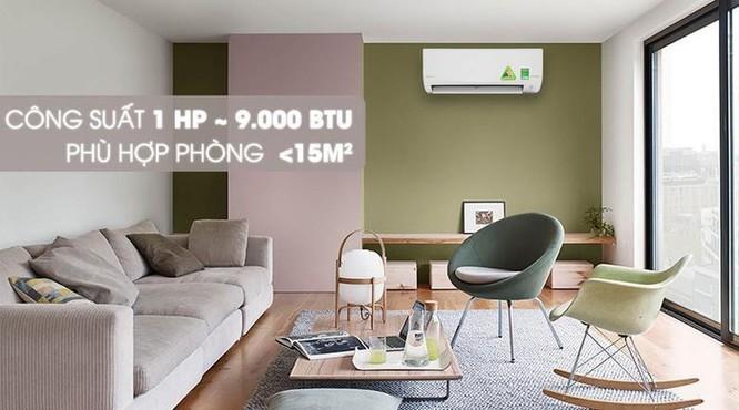 Nắng nóng đỉnh điểm, đây là những máy lạnh bán chạy nhất tại Việt Nam ảnh 1