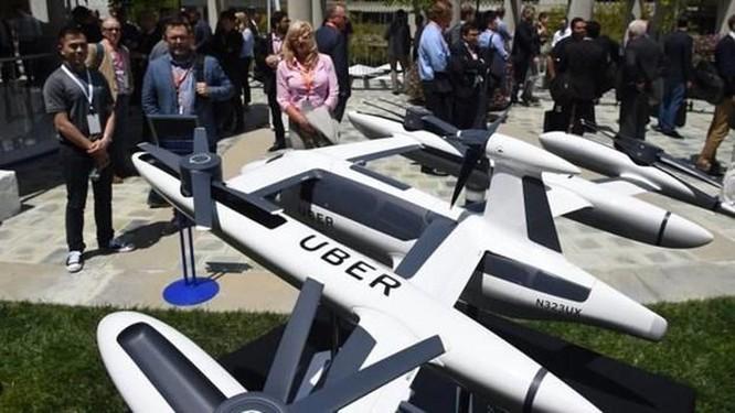 Uber chuẩn bị thử nghiệm dịch vụ 'taxi bay' tại Australia ảnh 1