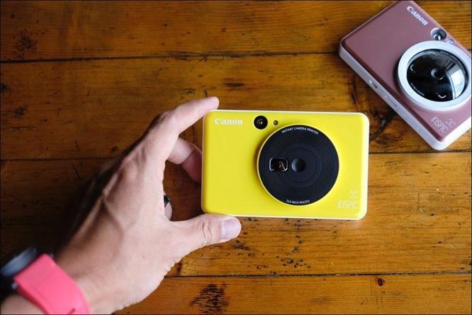 Canon lần đầu ra mắt máy chụp ảnh lấy liền, nhiều màu sắc ảnh 3