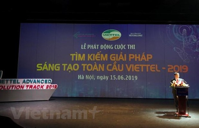 Chính thức khởi động cuộc thi Viettel Advanced Solution Track 2019 ảnh 1