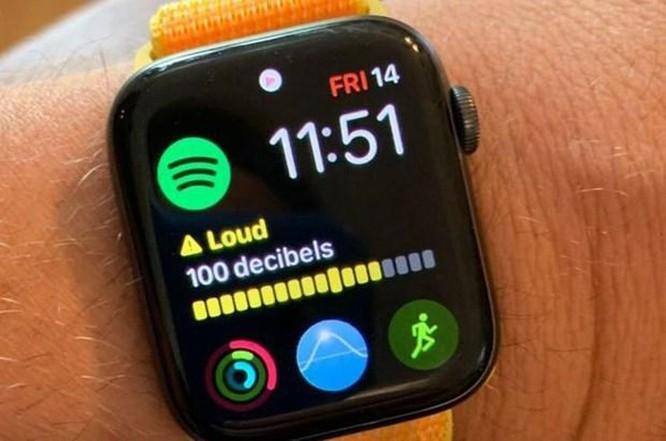 Apple Watch sắp có tính năng giúp bảo vệ thính giác của người dùng ảnh 1