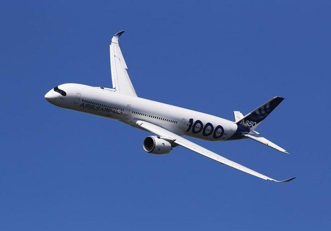 Hình ảnh những màn bay trình diễn tại triển lãm hàng không ở Bourget ảnh 3
