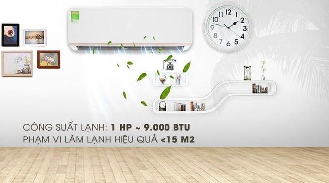 4 máy lạnh tiết kiệm điện, giá cả vừa phải tại Việt Nam ảnh 2