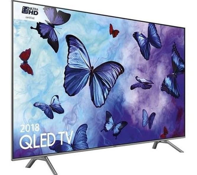Samsung khuyến cáo khách hàng quét virus trên các tivi OLED ảnh 1
