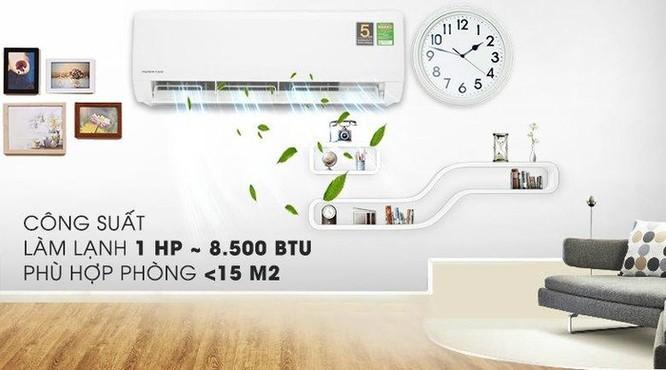 4 máy lạnh tiết kiệm điện, giá cả vừa phải tại Việt Nam ảnh 4