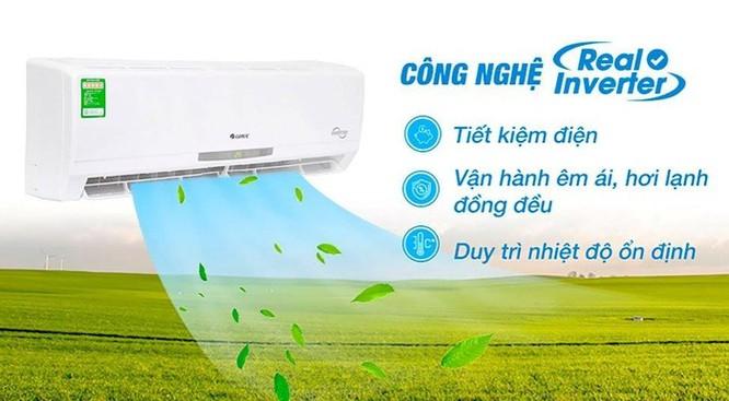 4 máy lạnh tiết kiệm điện, giá cả vừa phải tại Việt Nam ảnh 1