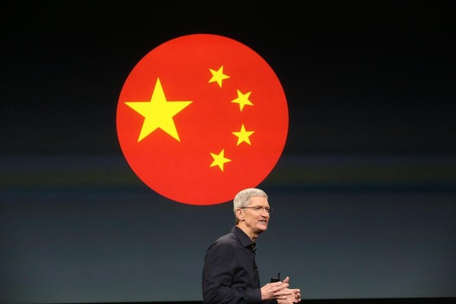 iPhone sẽ không còn 'made in China' nữa? ảnh 1