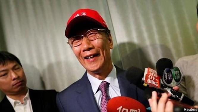 Chủ tịch Foxconn Terry Gou xin từ chức để làm chính trị ảnh 1
